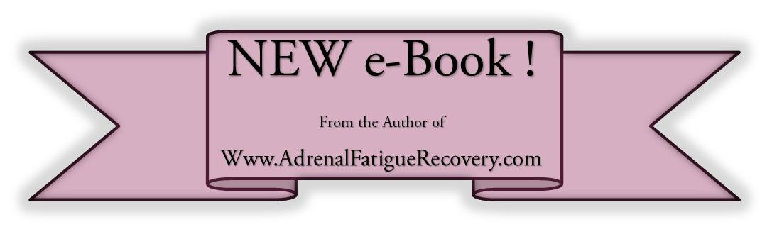 Adrenal Fatigue Books